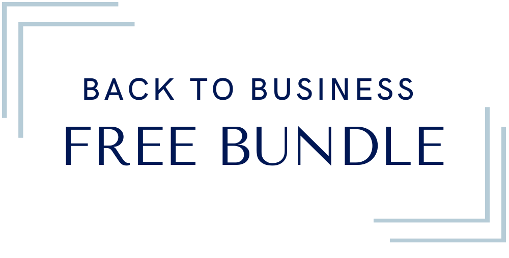 The Back To Business Free Bundle